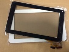 "Tracking ID NEW 7"" Touch Screen For Tablet PC UTC5070A37 ZJ-70039E wht #HB19 YD"