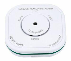 OLYMPIA CI200 CO Kohlenmonoxid Warnmelder für alle Alarmanlagen Protect/ ProHome