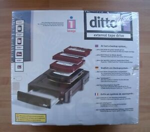 Iomega Ditto Max Pofessional External Tape Drive