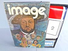 IMAGE- BOARD GAME~ A BOOK SHELF GAME~WON AWARD~1972~WHO-WHAT-WHERE-WHEN-HISTORY