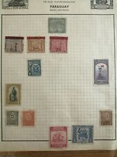 Panama and South America stamps