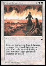 ▼▲▼ Fire and Brimstone The Dark #9 English Magic