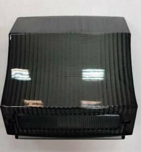 REAR BRAKE LIGHT SMOKED LENS - VESPA T5 Mk1 TX200 Excel 150