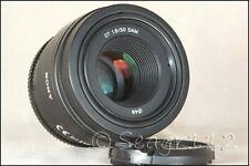 Sony Alpha SAL50F18 50mm f/1.8 DT SAM OSS Lens - Mint