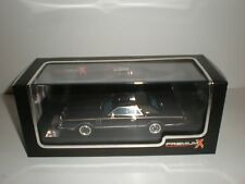1/43 1979 Lincoln Continental MK V / Ixo Premium X Midnight blue