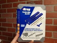 Kreg Pocket-Hole Jig Double Drill Guide 320