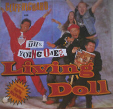 """7"""" CLIFF RICHARD & THE YOUNG ONES : Living Doll (MINT-)"""