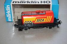 Märklin 4561 2-Achser Kesselwagen Seca SNCB Spur H0 OVP