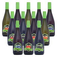 Allacher Fruchtweinpaket, Premiumqualität aus Österreich, 8,5%, (12 x 0,75 l)