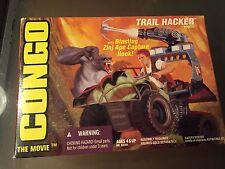 1995 Kenner Congo The Movie Trail Hacker Vehicle MISB NIB Gorilla Truck SUV TOY