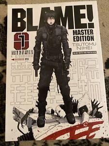 Blame! Master Edition, Volume 1, Tsutomu Nihei, English - Manga