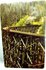 Vintage Trump Playing Cards Sealed Deck Railroad Train Steam Engine Theme