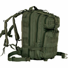 Condor 126 OD Green Tactical MOLLE Pals Hiking Compact Mission Assault Backpack