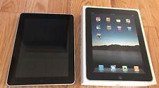 Apple iPad 1st Gen. 32GB, WiFi, 9.7in - Gray. Model A1219, Tablet