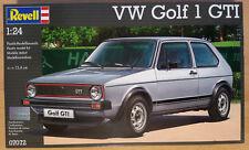 78èr VW GOLF 1 GTI 1:24 REVELL