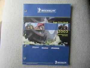 Michelin John Deere farm tractor tires brochure