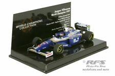 Williams Renault FW19 Villeneuve Formel 1 World Champion 1997 1:43 Minichamps