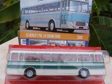 n° 23 BERLIET PHL 10 Grand Raid 1966 Autobus et Autocar du Monde 1/43 Neuf Boite