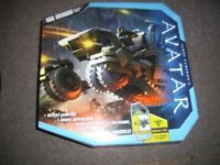 james cameron avatar  RDA grinder collectible vehicle