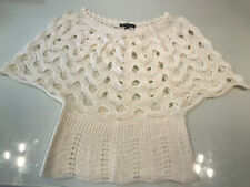 Knitted Crochet Top S/M