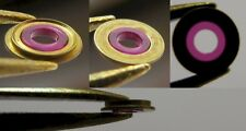 Rolex watch movement 3035 part upper jewel for oscillating weight 95063