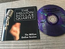 THE MILLION DOLLAR QUARTET SPANISH CD SPAIN 97 ALTAYA - ROCK N' ROLL