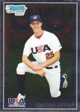2010 Bowman Chrome 18U USA Baseball #USA18-BC17 Jameson Taillon