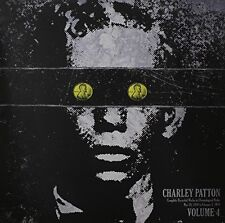 Charley Patton - Complete Recorded Works in Chronological Order 4 [New Vinyl LP]