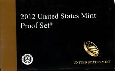Excellent 2012-S United States Mint Proof Set w/CoA ES385