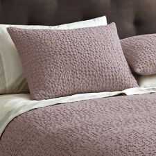 NWT ORG $119 DWELL STUDIO 100% COTTON JACQUARD THAYER QUARTZ KING PILLOW SHAM