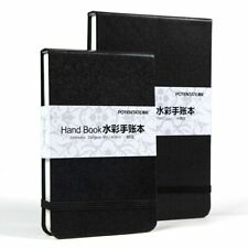 POTENTATE 300gsm 24 Sheets Watercolor Pad Sketch Stationery Notebook For Drawing