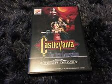 Castlevania SEGA Mega Drive PAL Version - Custom Game - Grade AAA+++