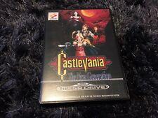 NEW Castlevania SEGA Mega Drive PAL Version - Custom Game - Grade AAA+++