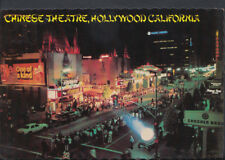 America Postcard - Chinese Theatre, Hollywood, California  T618
