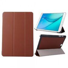 Cubierta elegante Braun para el Samsung Galaxy Tab A 9.7 T550 T555N