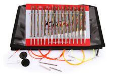 KnitPro Symfonie Holz Deluxe Set - jetzt mit Seilverbinder gratis  20613
