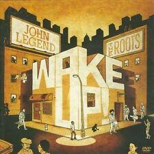 John Legend & The Roots - Wake Up! CD/DVD, Brand New Not Sealed
