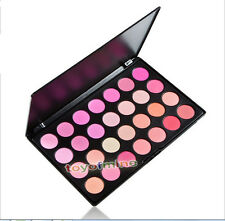 NOUVEAU 28 Piece Makeup Professional Color Blush Palette