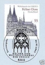BRD 2003: colonia dom nr 2329 con agua limpia solo bonn etiquetas sello especial! 1a 1510
