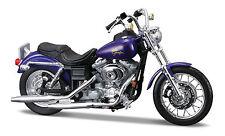 HARLEY DAVIDSON 2000 FXDL Dyna Bajo Rider 1:18 Modelo De Motocicleta die-cast