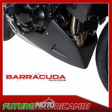 BARRACUDA PUNTALE AEROSPORT NERO LUCIDO TRIUMPH SPEED TRIPLE 2011 ENGINE SPOILER
