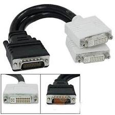 New Original Dell DMS-59 to Dual DVI-I Splitter Cable SA-7458 P072D