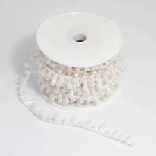 Pearl Drop Beading String Trim Cake & Bridal Wedding