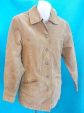 Unbranded Suede Coats, Jackets & Vests for Women
