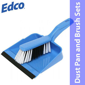 Edco Dust Pan and Brush Sets *Aust Brand