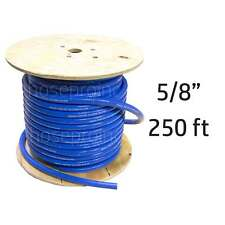 "250 ft 5/8"" ID FlexFab Silicone Heater Hose 5526 Blue 16mm 350F Radiator Coolant"