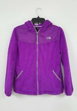 The North Face Purple Soft Fleece Sweater Size Girls Youth XL 18 (Womens M)