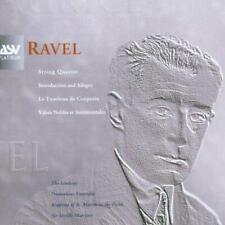 Le Tombeau De Couperin, String Quartet In F (The Lindsays), Maurice Ravel, Good