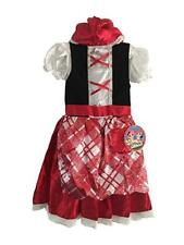 NWT Size 3+ Lalaloopsy Dress Up Kids Dress Scarlet Riding Hood Red Costume