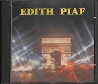 """EDITH PIAF - RARO CD ITALY 1991 FUORI CATALOGO OMONIMO """" EDITH PIAF """""""